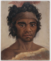 One of the NSW Aborigines befriended by Governor Macquarie, 1810-1821?