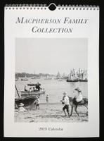 Macpherson Family Collection 2019 Calendar