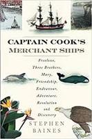 Captain Cooks Merchant Ships