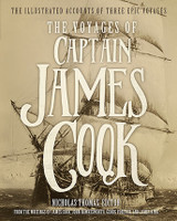 Voyages of Captain James Cook The illustrated
