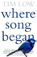 Where Song Bagan Australia's Birds and How