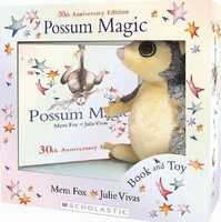 Possum Magic Box Set (+ plush toy)