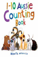 1 - 10 Aussie Counting Book