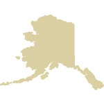Alaska Antique Maps Icon
