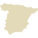 Spain Antique Maps Icon