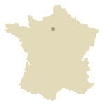 Paris Antique Maps Icon