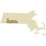 Hampden County Antique Maps Icon