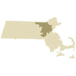 Middlesex County Antique Maps Icon