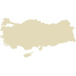 Turkey Antique Maps Icon