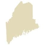 Maine Antique Maps Icon