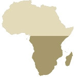 Southern Africa Antique Maps Icon