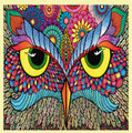 Its A Hoot Difficult Themed Mega Wooden Jigsaw Puzzle 500 Pieces