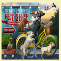 Off To The Market Animal Themed Mega Wooden Jigsaw Puzzle 500 Pieces