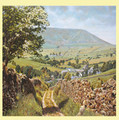 Pendle Hill In May Location Themed Mega Wooden Jigsaw Puzzle 500 Pieces