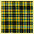 Cornish National Tartan 10oz Reiver Wool Fabric Lightweight Casual Mens Kilt