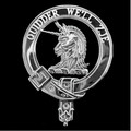 Stewart Of Appin Clan Badge Polished Sterling Silver Stewart Of Appin Clan Crest