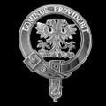 Boyle Badge Polished Sterling Silver Boyle Crest