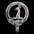 Arbuthnot Clan Badge Polished Sterling Silver Arbuthnot Clan Crest
