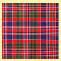 MacDonald Of Boisdale Modern Springweight 8oz Tartan Wool Fabric