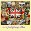 First World War Centenary Themed Mega Wooden Jigsaw Puzzle 500 Pieces