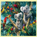 Koala Outback Animal Themed Magnum Wooden Jigsaw Puzzle 750 Pieces