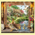 Still To Life Chocolate Box Mega Wooden Jigsaw Puzzle 500 Pieces