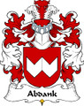Abdank Polish Coat of Arms Large Print Abdank Polish Family Crest