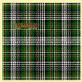 Abbotsford Ancient Single Width 4oz Tartan Pure Silk Fabric