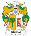 Abadal Spanish Coat of Arms Print Abadal Spanish Family Crest Print