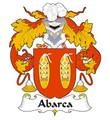 Abarca Spanish Coat of Arms Large Print Abarca Spanish Family Crest