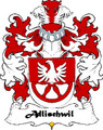 Adlischwil Swiss Coat of Arms Large Print Adlischwil Swiss Family Crest