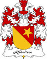 Affholtern Swiss Coat of Arms Print Affholtern Swiss Family Crest Print
