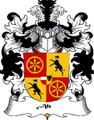 Alt Swiss Coat of Arms Large Print Alt Swiss Family Crest
