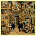Archduke Leopold Wilhelm Fine Art Themed Majestic Wooden Jigsaw Puzzle 1500 Pieces