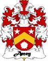 Amey Swiss Coat of Arms Print Amey Swiss Family Crest Print