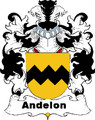 Andelon Swiss Coat of Arms Large Print Andelon Swiss Family Crest