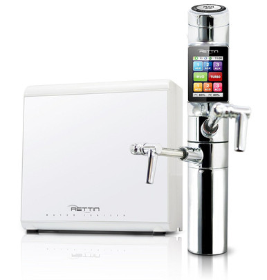 Tyent Rettin UCE-11 Turbo Under Sink Water Ionizer