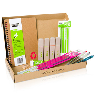 Pure Mojo Stationery Pack