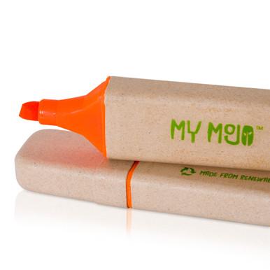 Orange Recycled Highlighter