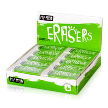 Box of 20 My Mojo PVC Free Erasers