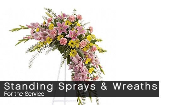 Sprays and Wreaths