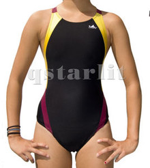 FINA Yingfa Girls Women Racing Aqua-Blade Competition Pro Swimwear Size 24-34
