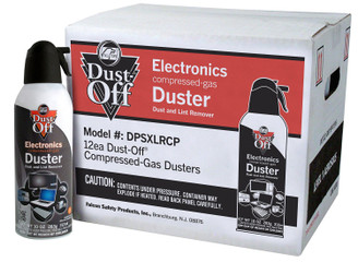 Dust-Off(R) DSPXLRCP Disposable Dusters (12 pk)