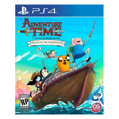 ADVENTURE TIME: PIRATES OF THE ENCHIRIDION-NLA
