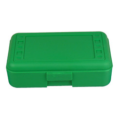 ROMANOFF PRODUCTS PENCIL BOX GREEN 60205