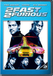 2 FAST 2 FURIOUS (DVD) (NEW PACKAGING)