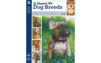 7475 DIAMOND ART DOG BREEDS PAINTING CHARTS IDEA BK