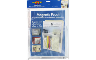 08143 THE MAGNET SOURCE MAGNET POUCH 9 5X12