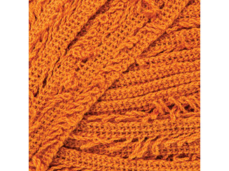 Y011-18 MARY MAXIM SCRUB IT YARN CTN 76YD 1 75OZ GINGER