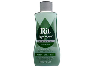 02032 RIT DYE DYEMORE SYNTHETIC 7OZ PEACOCK GREEN